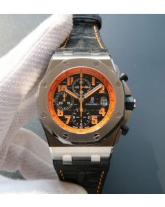 Audemars Piguet JF Royal Oak Offshore Volcano Leather Strap A3126