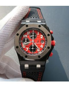 Audemars Piguet JF Royal Oak Offshore Singapore Grand Prix Forged Carbon