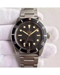 Tudor Heritage Black Bay Only Watch ZF SS Bracelet A2824