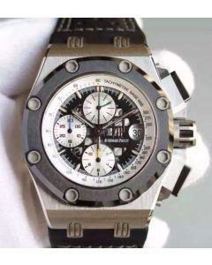 Audemars Piguet JF Royal Oak Offshore Ruben Barrichello Skeleton Dial A3126